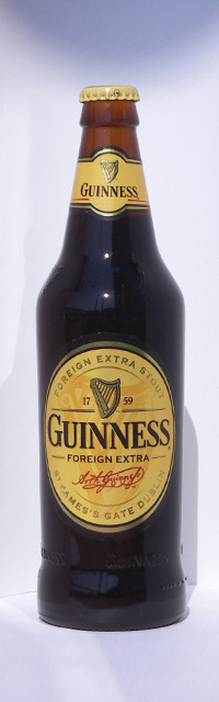 фото пива Guinness Foreign Extra Stout